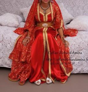 marié rouge