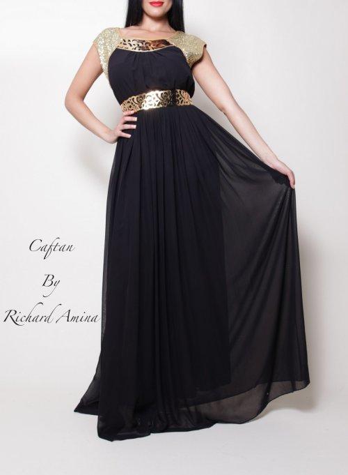 Robes Caftan Les By Plus Chez Dubai Sont Belles Richard Amina 3jA54RLq