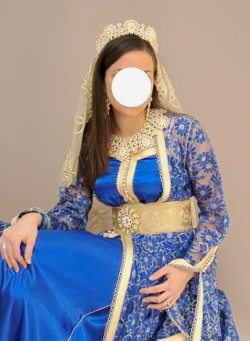 marié bleu roi''''