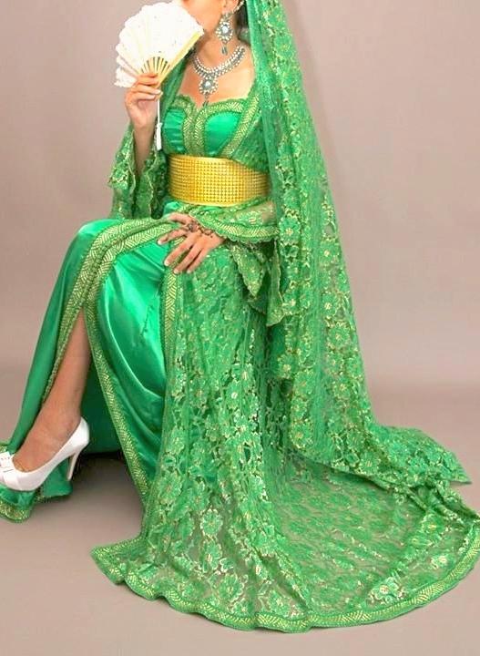 marié vert