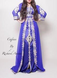 la ravissante bleu **
